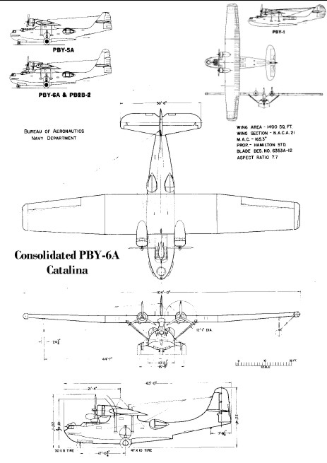 PBY-6A_BuAer_3_side_view