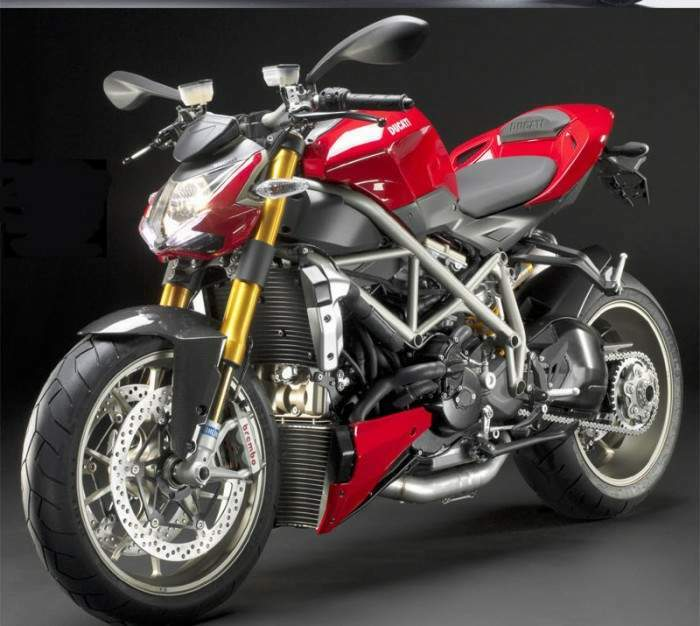 Ducati Streetfighter Photo Gallery Modern