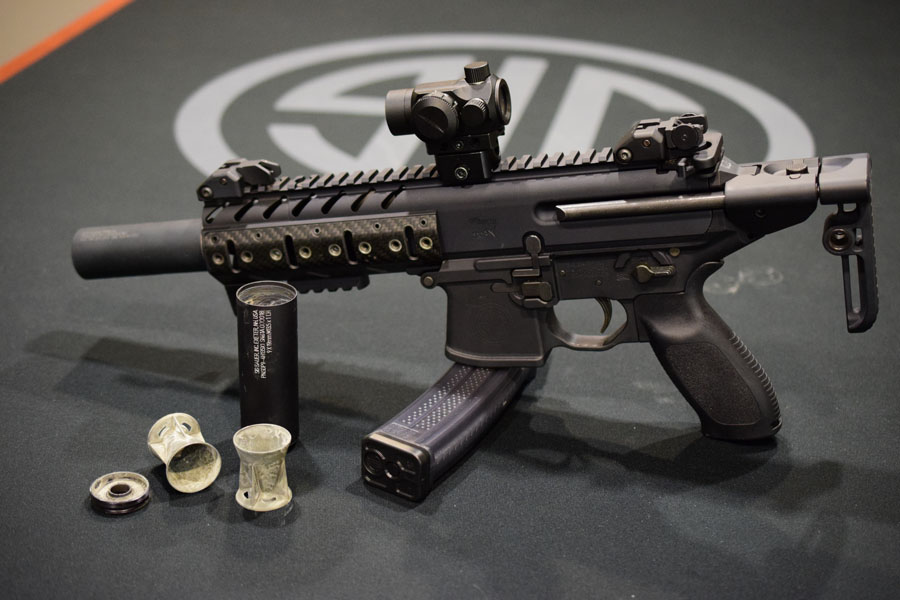 New Gun for JB:007 — SIG MPX   The Black Campbell