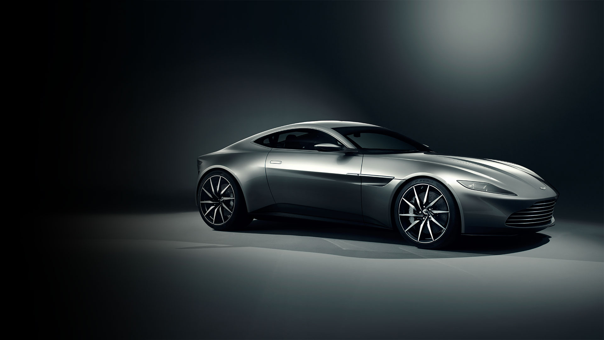New Car For Jb 007 Aston Martin Db10 The Black Campbell