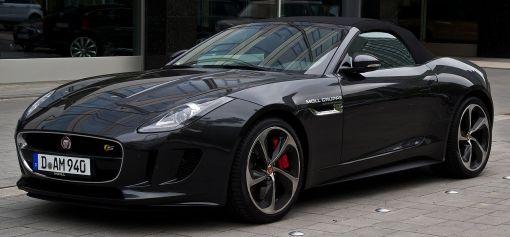 Jaguar_F-Type_V8_S_Cabriolet_–_Frontansicht,_12._Juli_2014,_Düsseldorf